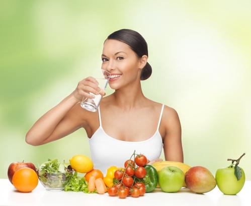 Режим питания направленый на похудение